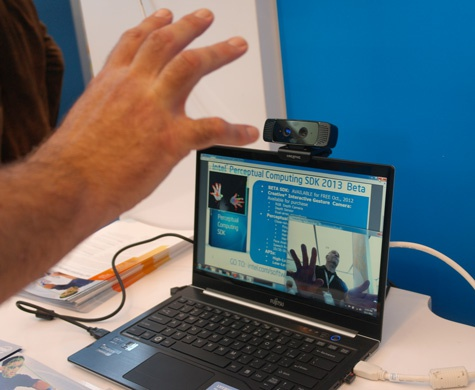 Intel Perceptual Computing sdk