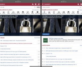iOS 13: iPadOS meerdere vensters van één app