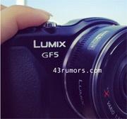 Panasonic Lumix GF5 rechts