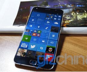Umi Touch met Windows 10