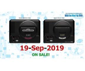 Sega Mega Drive Mini product en games/spellen