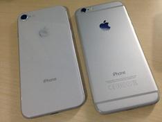 iPhone 8 en de 6