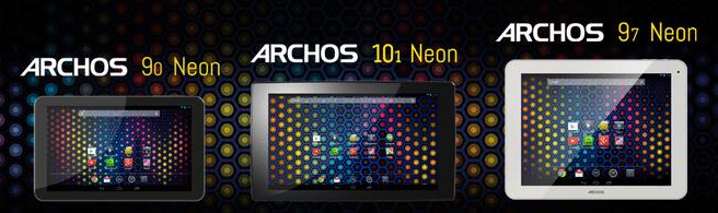 Archos Neon-serie
