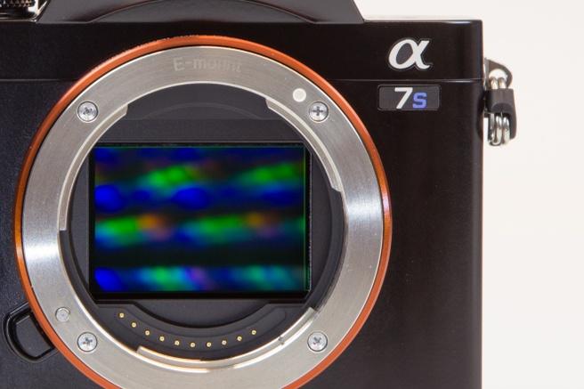 A7s sensor