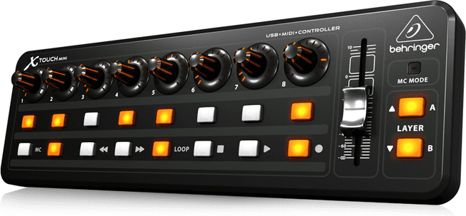 Behringer X-Touch Mini DAW controller