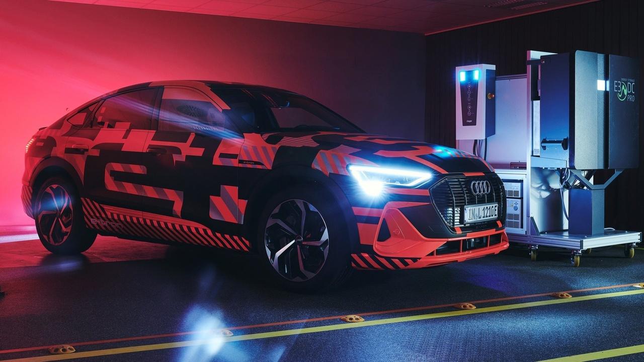 Audi Onderzoekt Gebruik Van Elektrische Auto S Als Accu Voor Thuis Beeld En Geluid Nieuws Tweakers