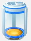 Egg Incubator (Blauw)