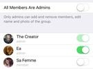Telegram-update eind november 2015