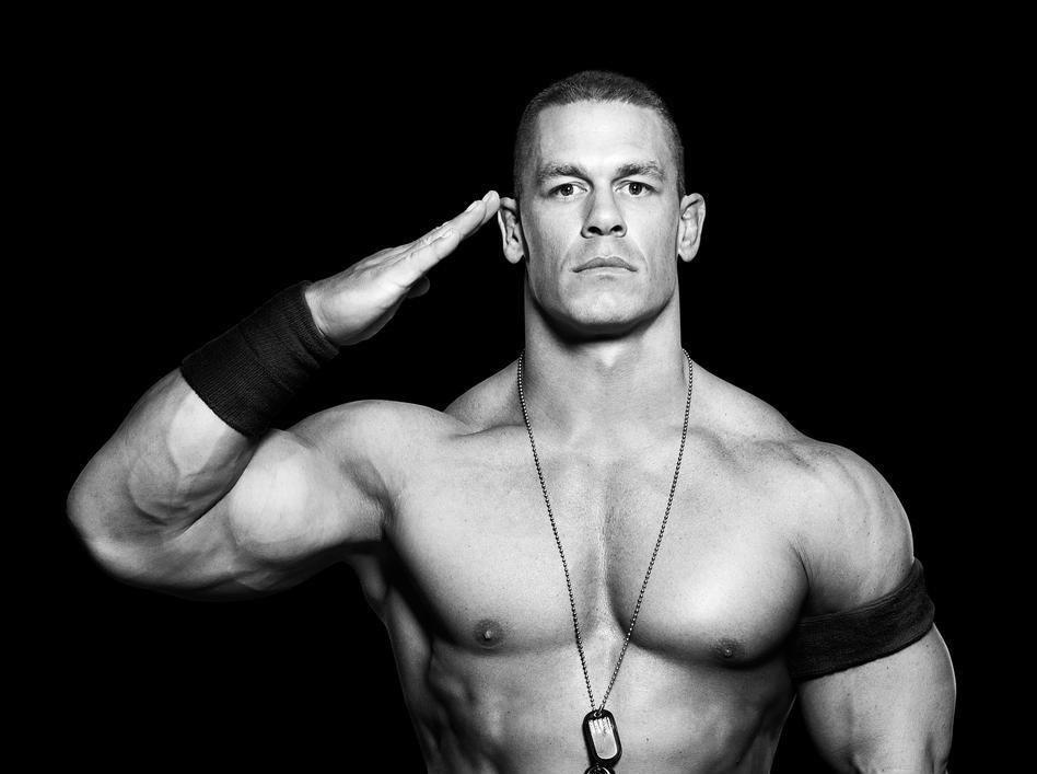 Worstelaar John Cena in beeld voor rol Duke Nukem
