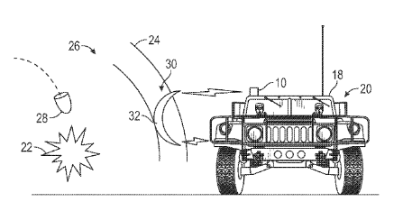 Method and system for shockwave attenuation via electromagnetic arc
