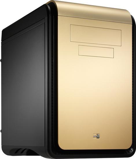 Aerocool DS Cube Gold Edition Closed