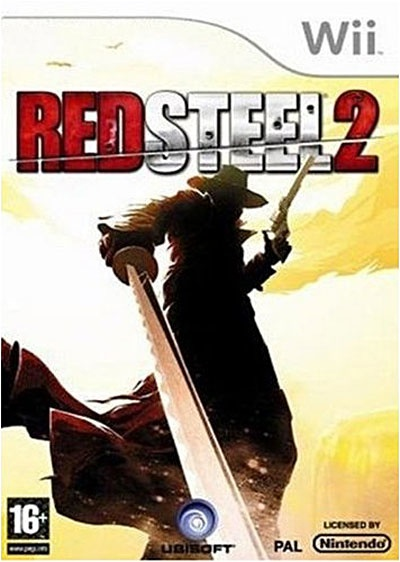Red Steel 2 + Wii Motion, Wii