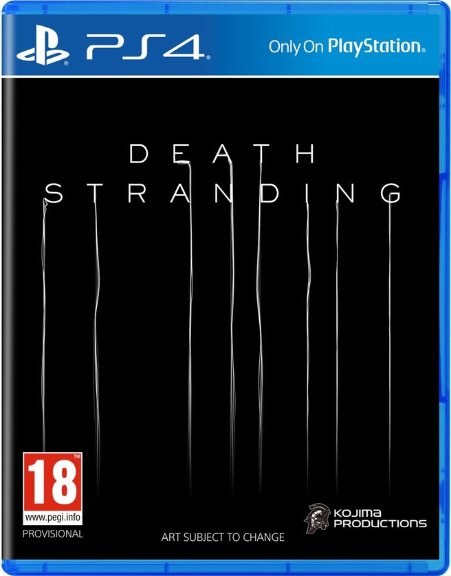 Death Stranding, PS4