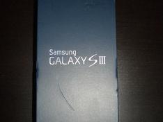 Inhoud van de doos (Samsung Galaxy SIII) 1