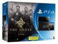 Goedkoopste Sony PlayStation 4 500GB + The Order 1886 Zwart