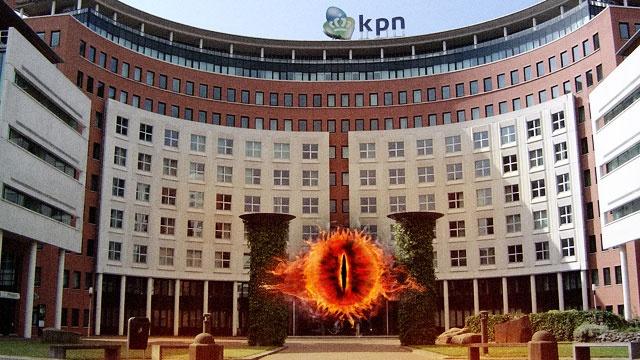 Ars Technica: hoofdkantoor KPN met oog Sauron