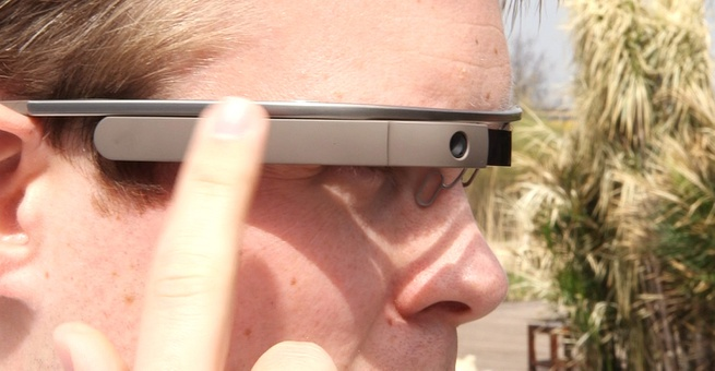 Huidige Google Glass