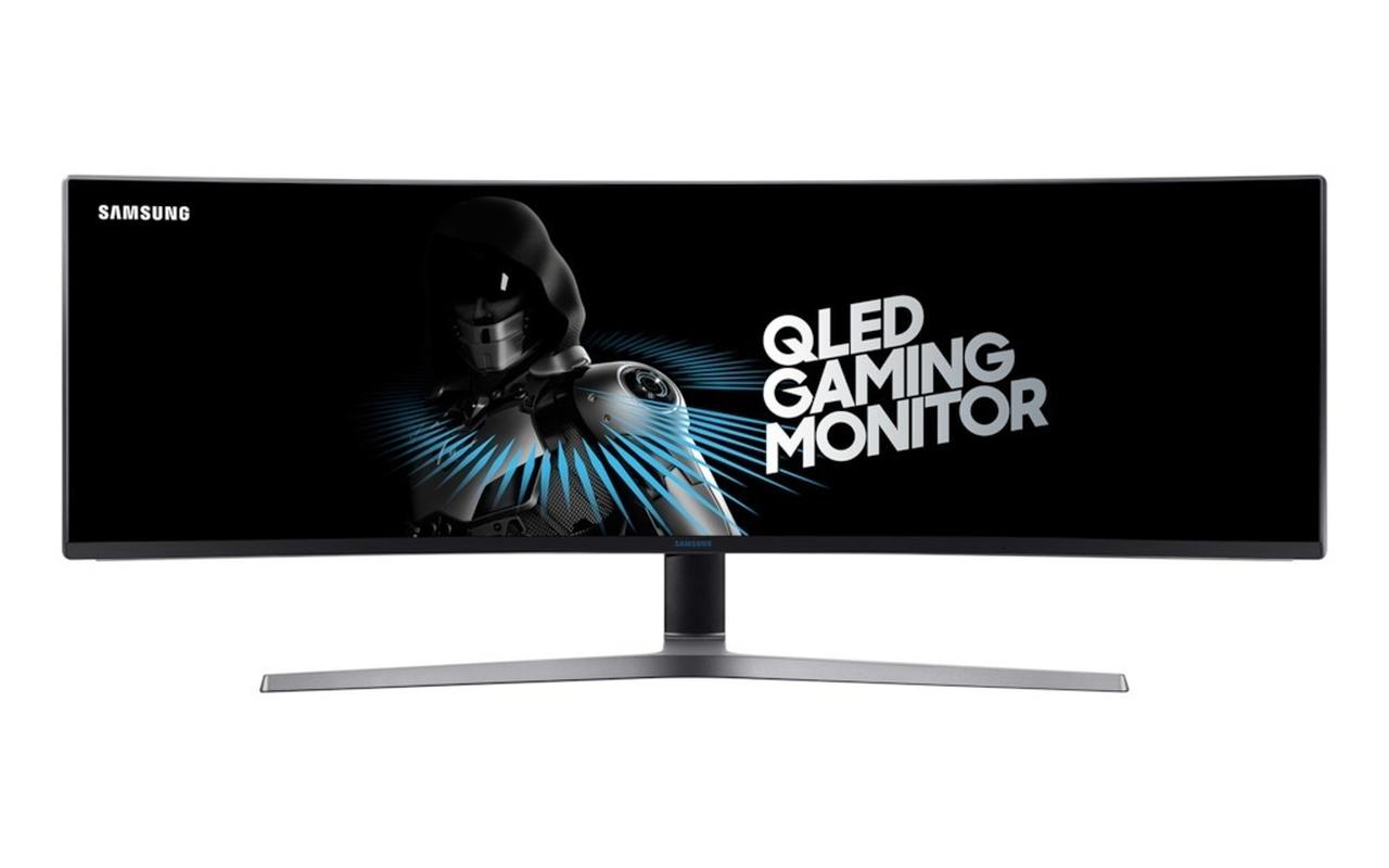 """Samsung introduceert 49""""-monitor met 32:9-verhouding en ..."""