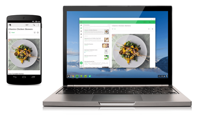 Android-apps op Chrome OS