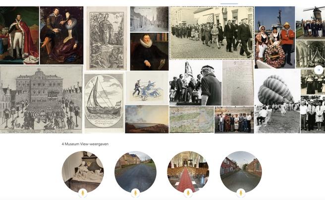 Doel Google Arts & Culture