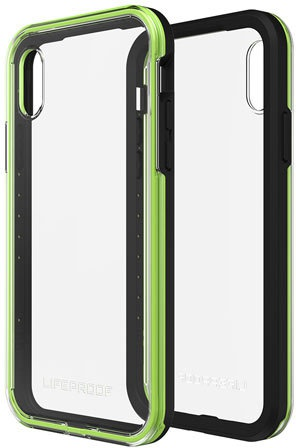 LifeProof Slam Case Black Apple iPhone X Zwart