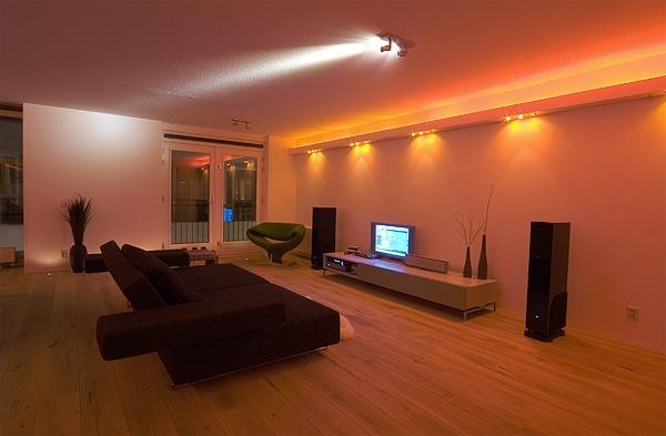 verlichting in woonkamer artsmediafo