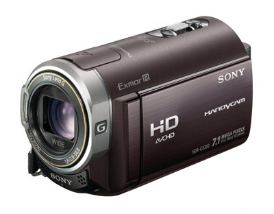Sony Handycam CX350V