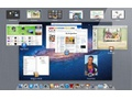 Mac OS X Lion -- Mission Control