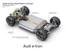 Nieuwe EV-ontwerpen met de accucellen in de bodemplaat