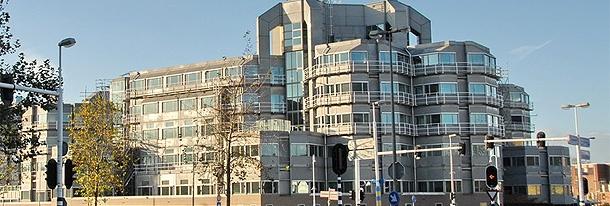 gebouw aivd zoetermeer
