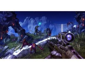 Borderlands 2 Vault Hunters Edition, PlayStation 3
