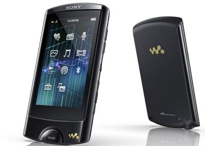 Sony Walkman A860-serie