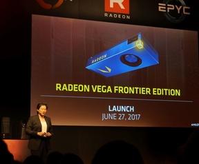 Radeon op de Computex