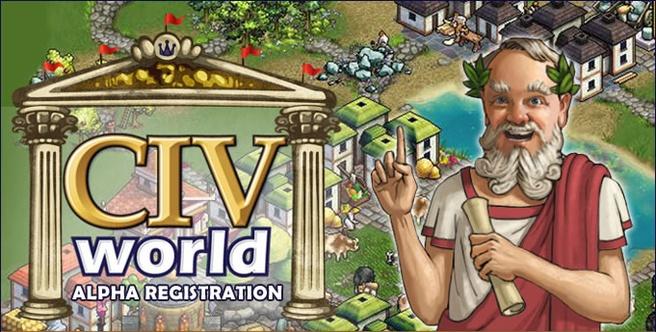 Alpha Test Civilization World