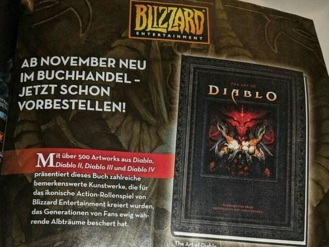 Diablo IV Art of Diablo