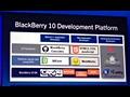 Ondersteunde ontwikkelmethodes BlackBerry 10