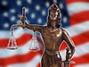 Justitie Amerikaanse Vlag