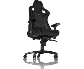 Noblechairs EPIC Gaming Chair (Zwart/Goud)