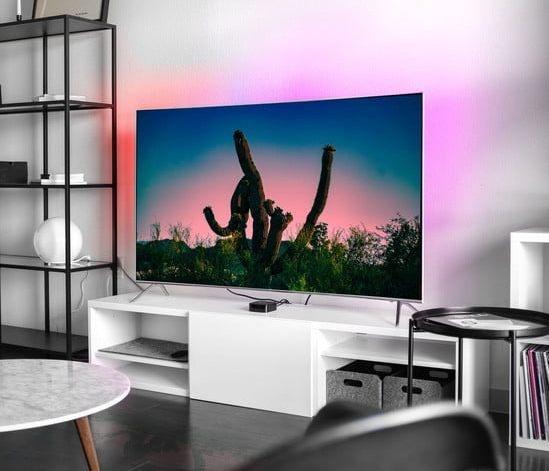 LIFX Z TV