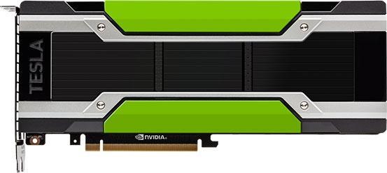 Tesla M40 maar op Nvidia's site van de P100 dus zelfde formfactor?