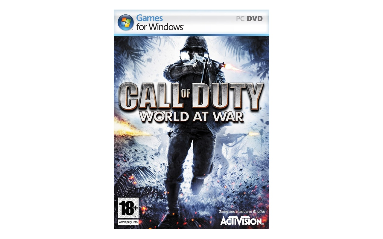 Call Of Duty - World At War, PC