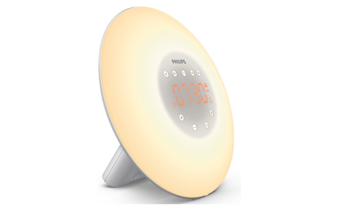 Philips Wake-up Light (HF3506/05) Grijs