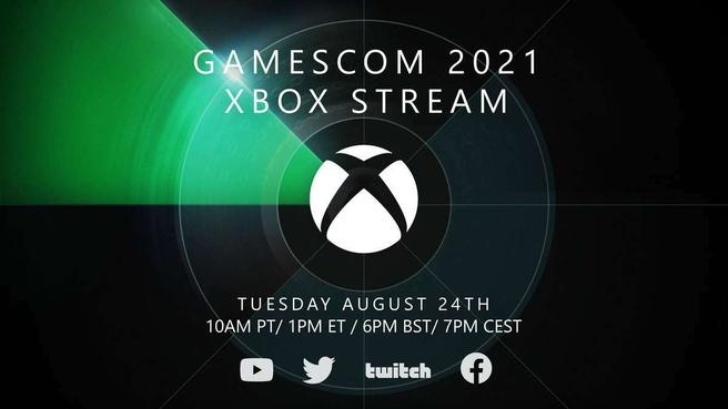Gamescom Xbox Stream 2021