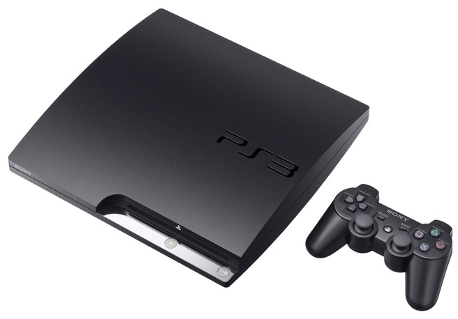 Sony PlayStation 3 Slim 250 GB +  FIFA World Cup 2010 Zwart