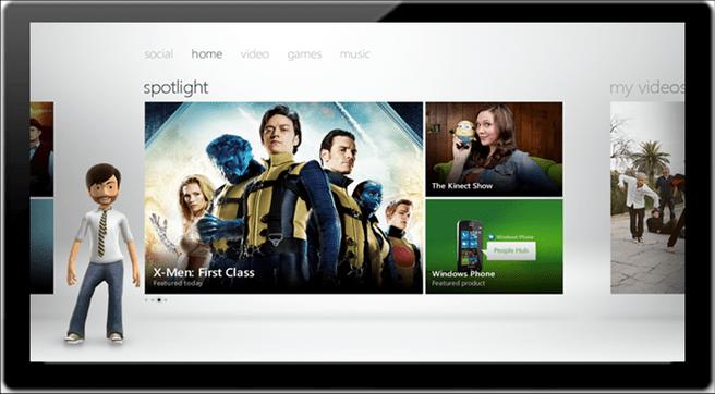 Xbox Live op Windows 8