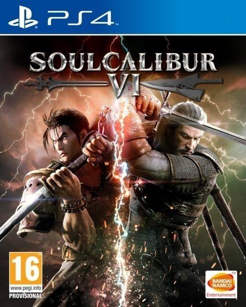 Soul Calibur VI, PlayStation 4