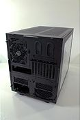 Thermaltake Core X9 achter