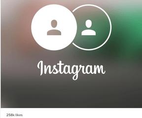 Instagram account wisselen