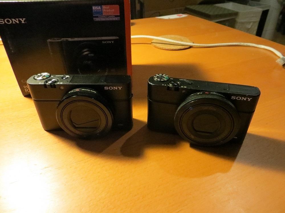RX100 M1 & 3