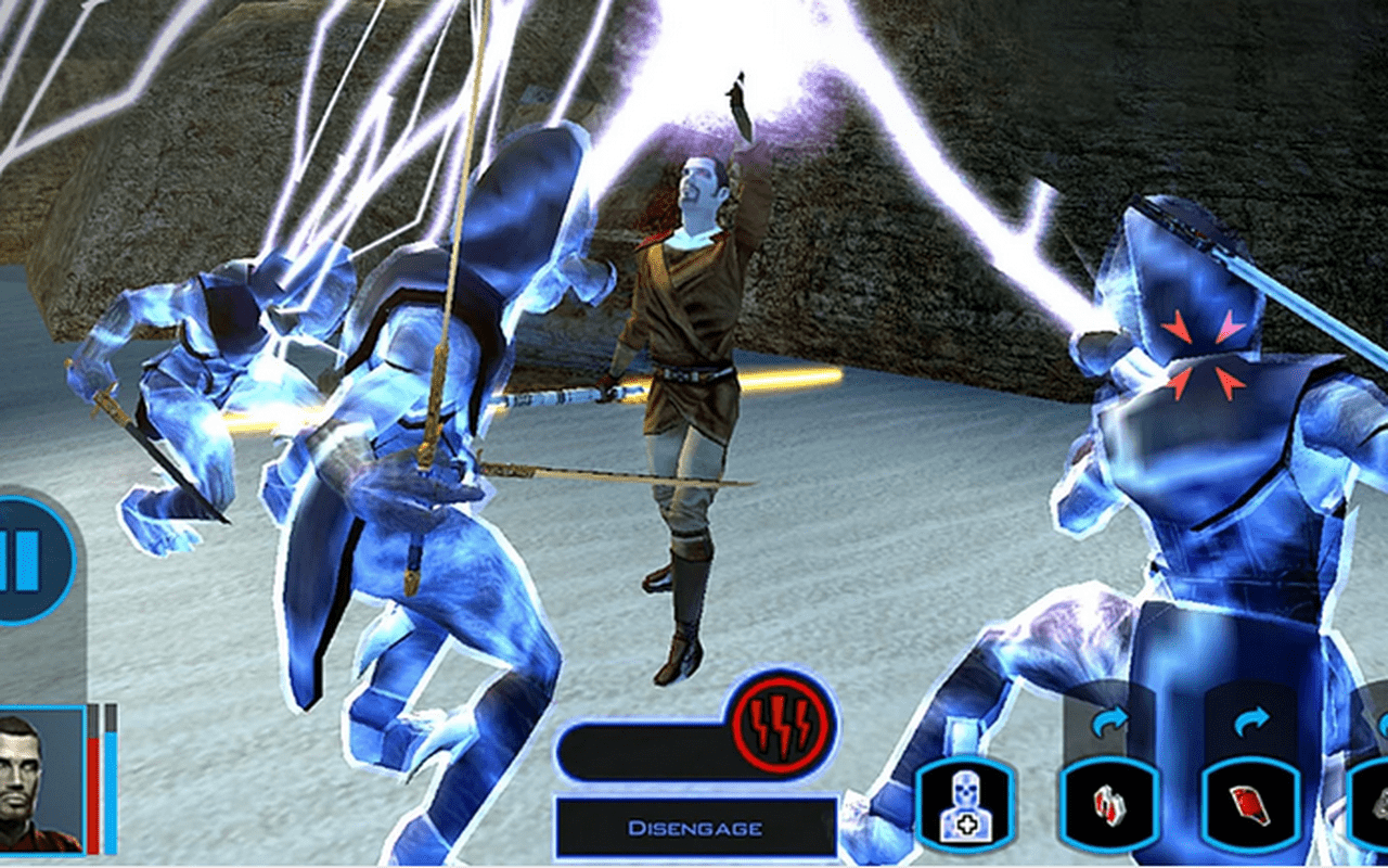 Star Wars: Knight of the Old Republic voor Android